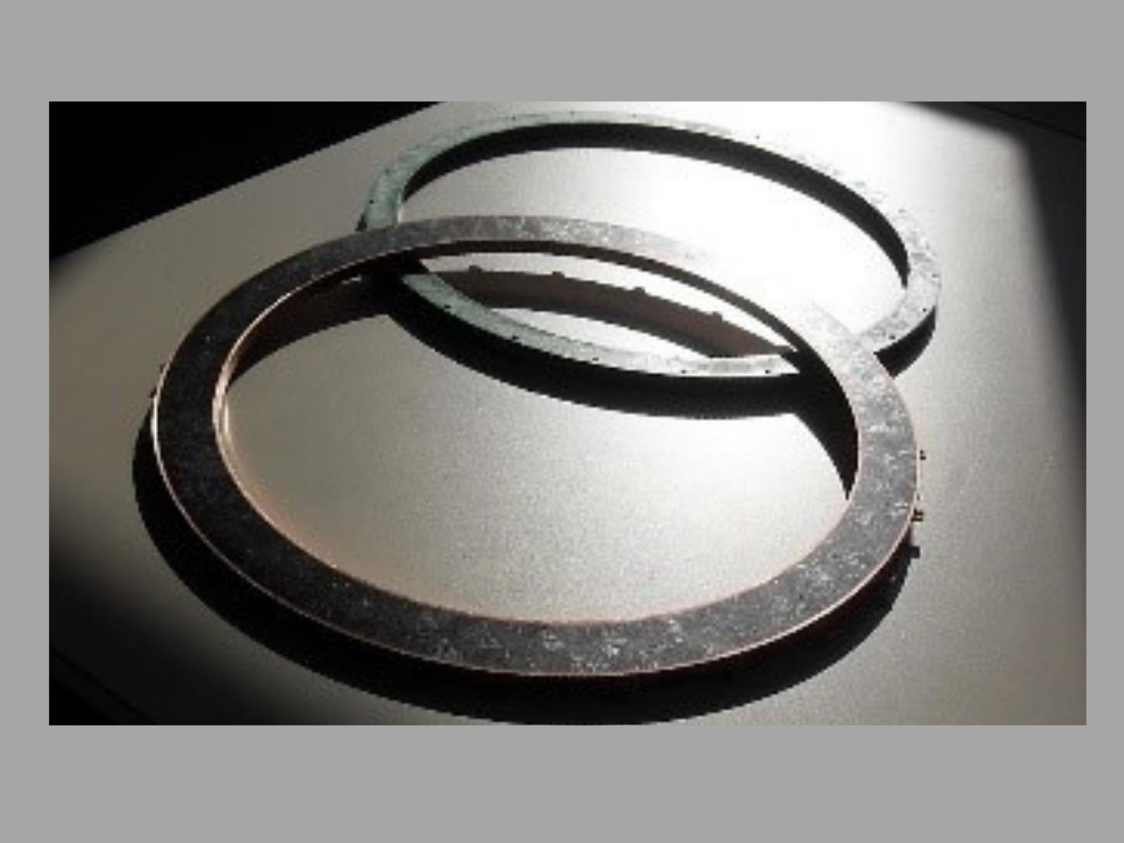 453 mm HTS assembled ring