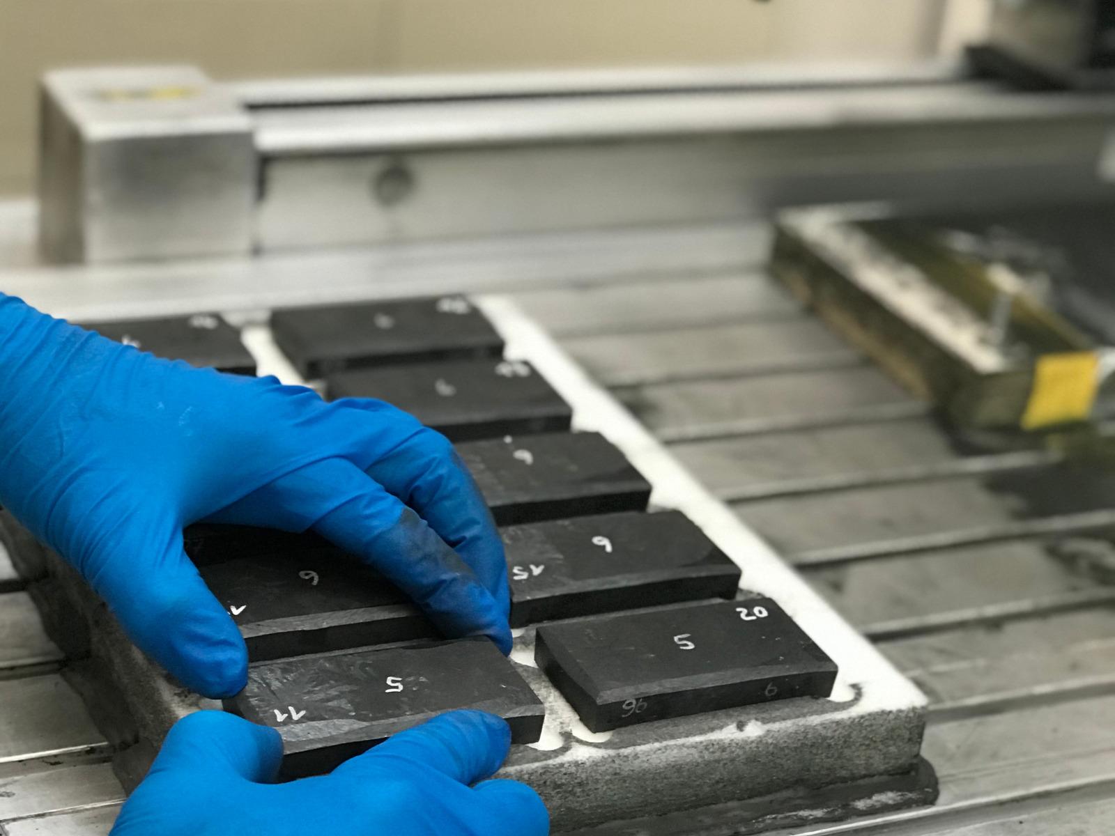 Bulk HTS CNC machining