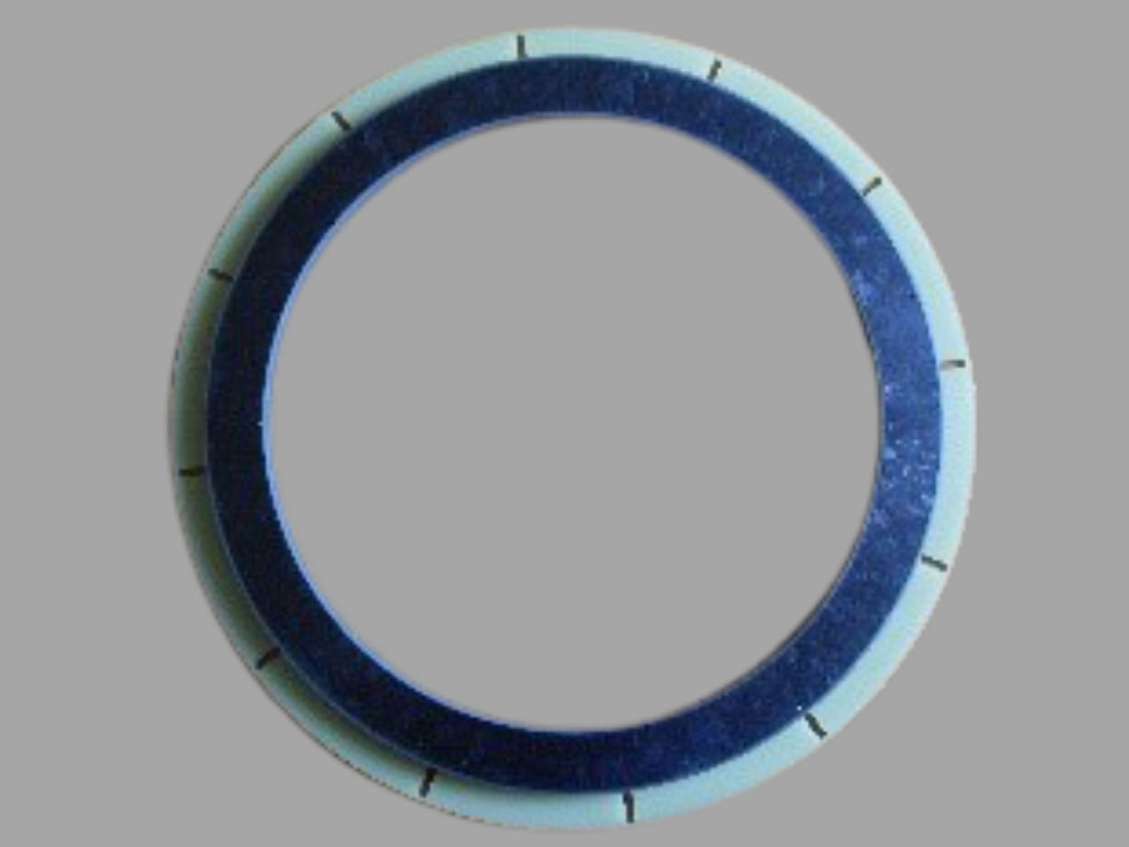 G-10 reinforced and assembled bulk HTS ring